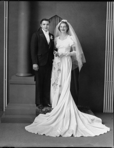 1940's weding picture2