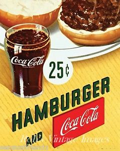 50's burger