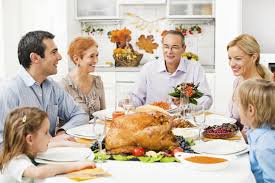 thanksgibing diner