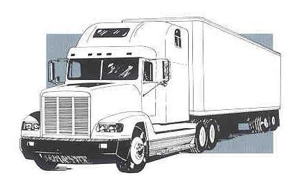 Tractor-Trailer-Truck-786859