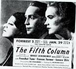 fifth colunm