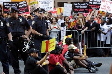 macdonald strike