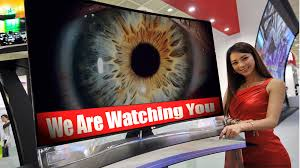 tv watching you