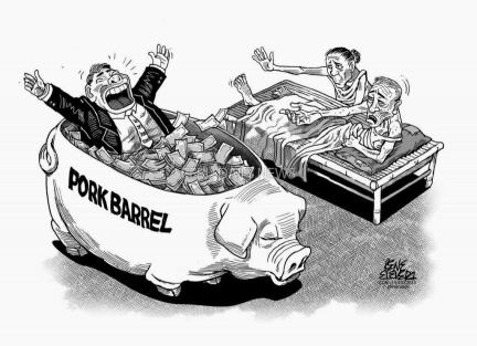 Image result for tpicture of pork barrel congres